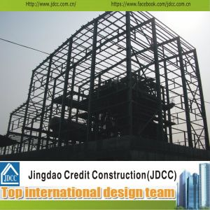 Prefabricated High Rise Steel Structure Building pictures & photos