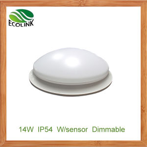 Dimmable Emergency Ceiling Lamp 2D Lamp pictures & photos