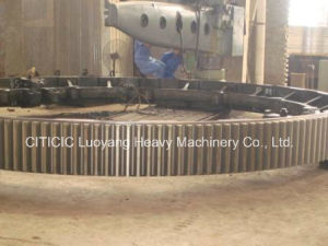 15m Diameter Transmission Gears for Rotary Kilns and Rotary Dryers pictures & photos