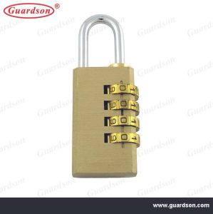 Resettable Combination Brass Lock, Padlock (501051) pictures & photos