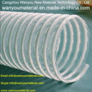 Flexible Industry Oil Conveying Pipe PVC Water Hose