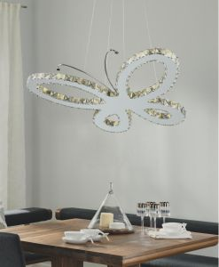 High Quality Modern Butterfly Design LED Pendant Lamp (MP90080-28) pictures & photos