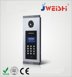 China TCP/IP&Analog Wired Video Door Phone Outdoor Station