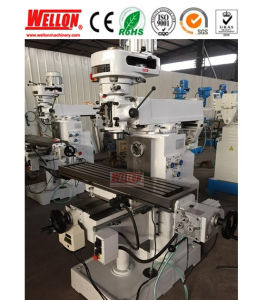 Vertical Milling Machine (Universal Milling Machine XL6328 X6328) pictures & photos