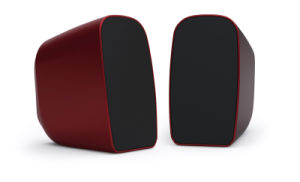 PC Speaker (S26-Red)