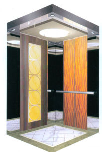 Commercial Building Elevator / Lift with Small Machine Room pictures & photos