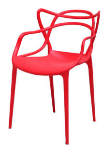 New Modern Design High Quality Plastic Dining Chair pictures & photos