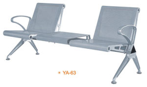 Good Quality Waiting Room Chair with Table (YA-63) pictures & photos