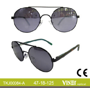 df9901fd71 China Metal Kids Sunglasses New Style Eyewear (84-A) - China Kids ...