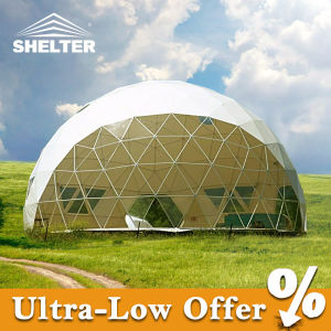 Dia (4~30m) Small Prefab Geodesic Dome Homes For Sale Florida And Floor