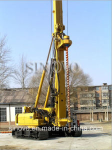 CFA Drilling Machine Original CAT TR250W Rig Foundation Pile pictures & photos