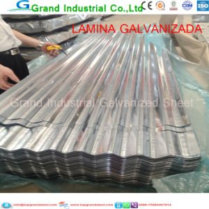 Galvanized Steel Coil Sheet Corrugated Roofing Sheets 009 pictures & photos