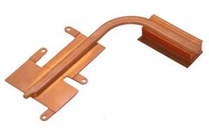Copper Heatpipe Laptop Heat Sink and Notebook Heat Sink pictures & photos