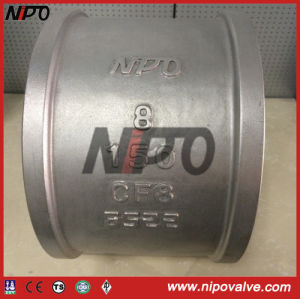 Wafer Type Single Disc Lift Check Valve (H71) pictures & photos