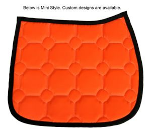 China Equestrian Saddle Pad, Equestrian Saddle Pad Wholesale