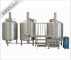 Draft Beer Make Machine Fermentation Machines to Make Beers pictures & photos