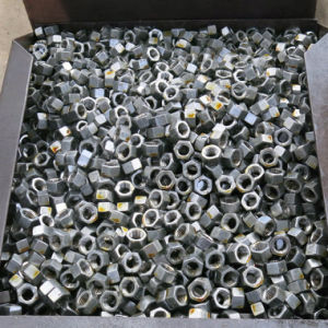 Hexagon Headed Bolts and Nuts pictures & photos