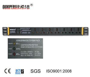 19 Inch Universal Type Cabinet PDU pictures & photos