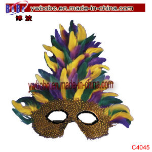 Party Gift Halloween Mask Glitter Jester Mardi Gras Party Masks (C4054) pictures & photos