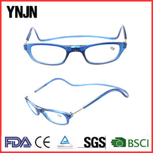 Promotional Unisex Portable Click Magnetic Reading Glasses (YJ-RM001) pictures & photos