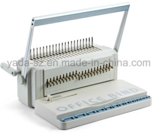 Desktop Binding Machine Yd-Cm101 pictures & photos