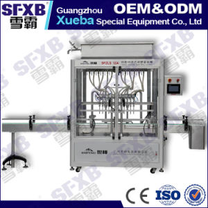 Sfzls-12 Gravity Driven Automatic Liquid Filling Machine