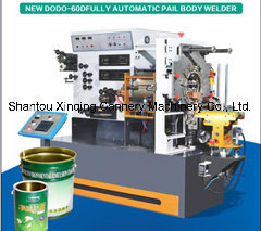 16L-20L Big Can Body Welding Machine