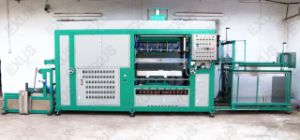 Automatic High Speed Blister Vacuum Thermoforming Forming Machine