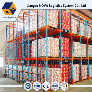 Heavy Duty Steel Drive in Pallet Racking From Nova pictures & photos