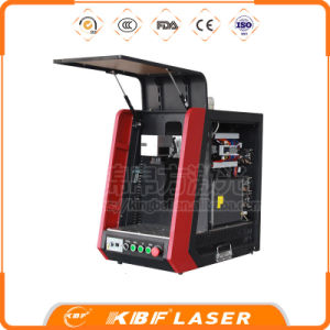 Laser Marking Machine Online Specially Designed for Pipeline pictures & photos