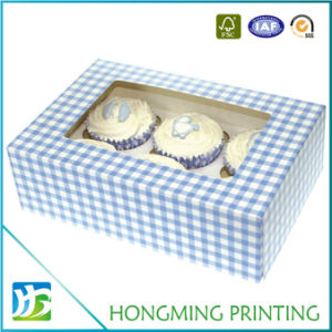 Cheap White Paper Packaging for Cakes pictures & photos