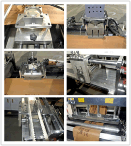 nonwoven Fabric Handle Bag Making Machine pictures & photos