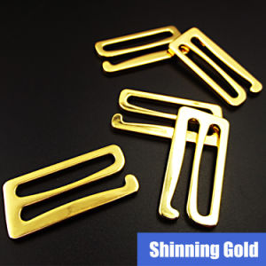 40mm Alloy Metal Adjuster Slider for Garment pictures & photos