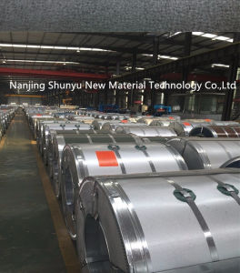 ASTM A792 Aluzinc Stainless Steel Coils/Galvalume Steel Coils/Gl Steel Plate pictures & photos
