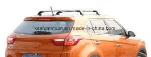 Car Aluminum Alloy and ABS Roof Luggage Rack