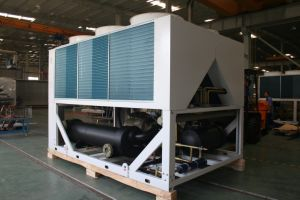 Air Cooled Chiller with R22