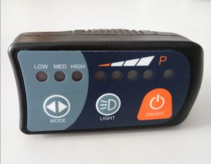 S600 Electric Bike Meter and Electric LED Display with Ce pictures & photos