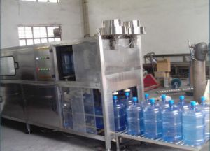 SGS QGF-300 5 Gallon Automatic Barreled Production Line