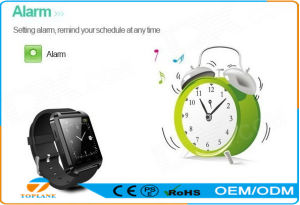 Hot Selling Man Smart Watch Gt08 High Quality Silicone pictures & photos