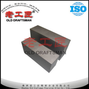 Tungsten Carbide Plates for Cutting Tool pictures & photos