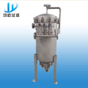 Candle Type Diatomite Filter for Wine Filtering