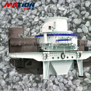 Simple Structure and Reliable Operaion -Vertical Combination Crusher