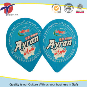 Aluminium Foil Lid for Yogurt Packaging pictures & photos