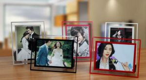 "Promotion Gift 6"" Acrylic Photo Frame pictures & photos"