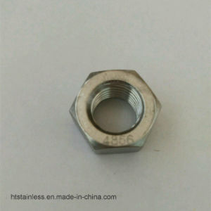 Inconel 625 Uns N06625 2.4856 DIN934 Hex Nut pictures & photos