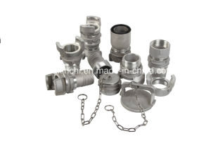 Aluminum Stainless Steel Guillemin Couplings pictures & photos
