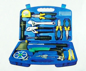 Aluminum Case and Tools (012)