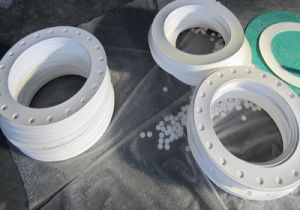 100% PTFE Gaskets, Expanded PTFE Gaskets, PTFE pictures & photos