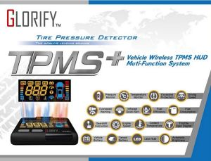 Tire Pressure Monitoring System Plus