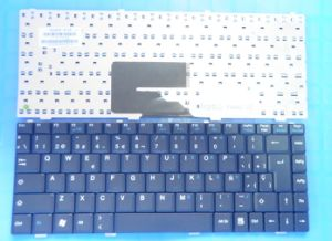 Laptop Sp Layout Keyboard for Fujitsu Li1705 L1310 L1310g L7320g V2055 V2030 V3515 pictures & photos